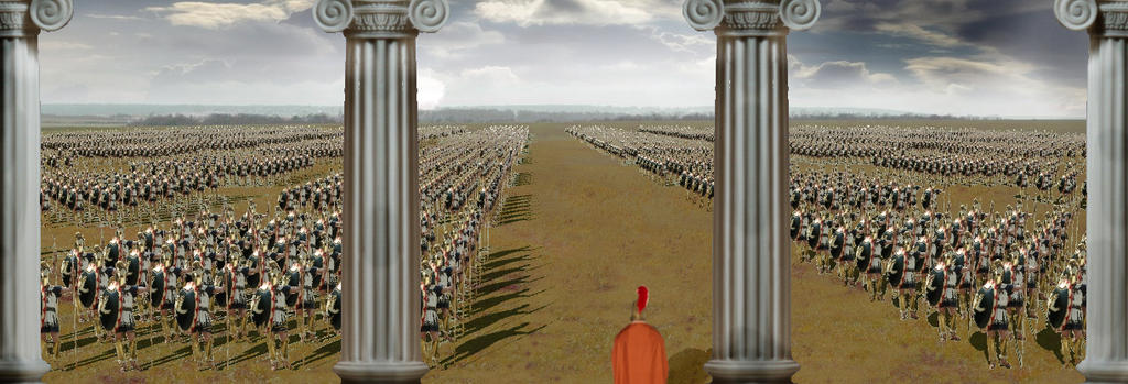 Soldats Grecques by yannobike