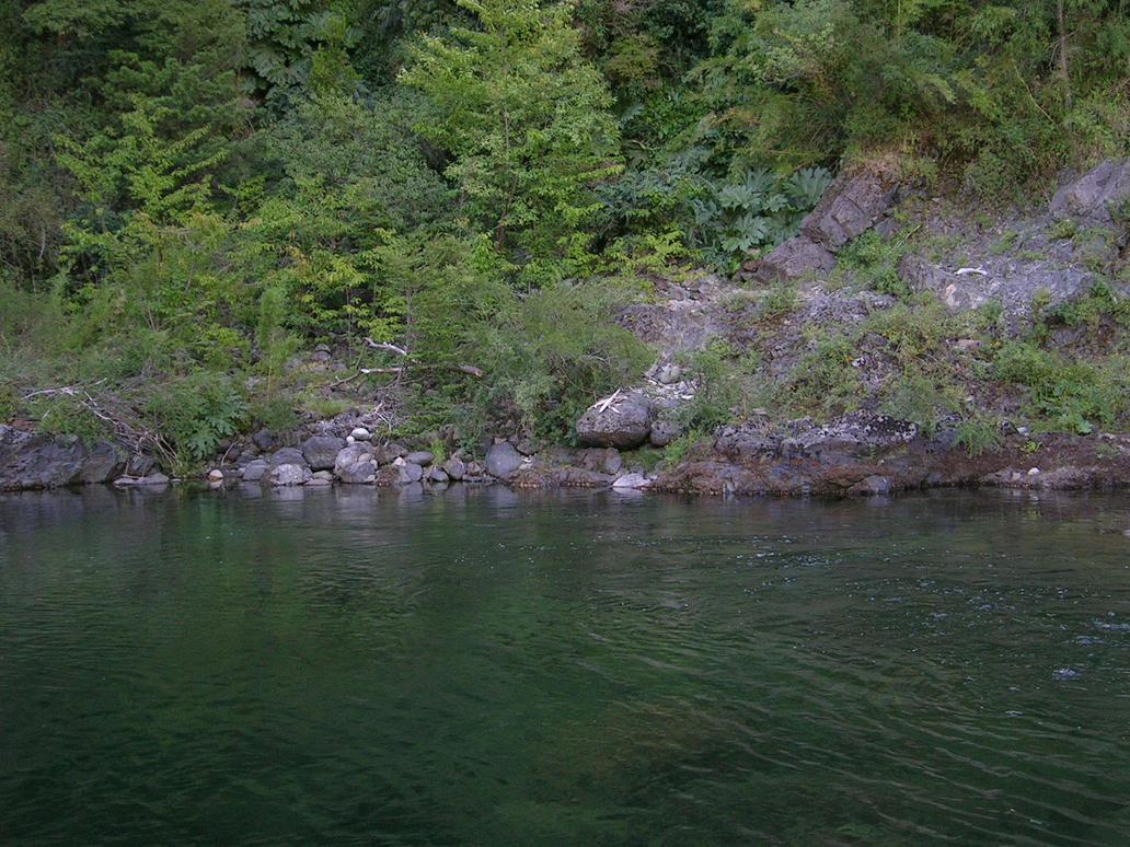 Lake by ephedrina-stock