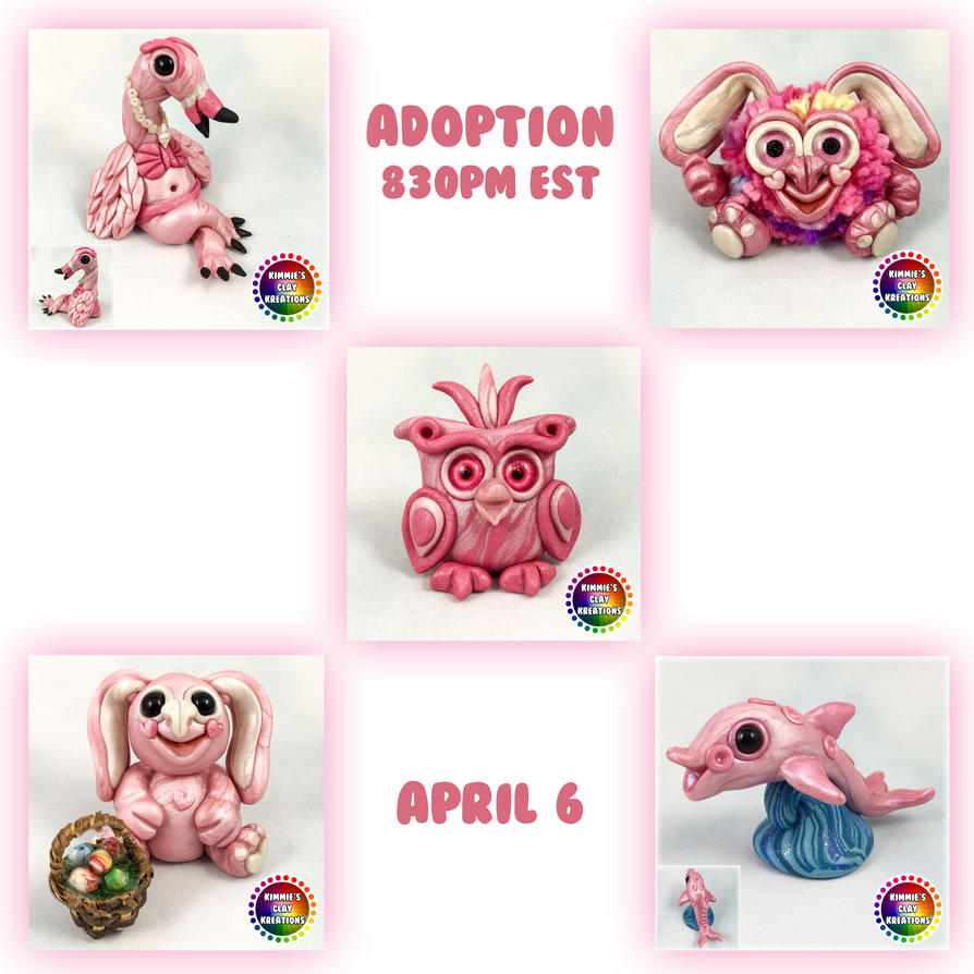 Adoption 4-6-17 by KIMMIESCLAYKREATIONS