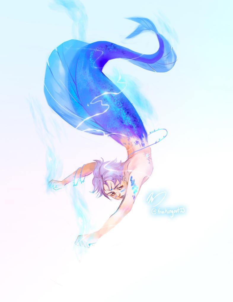 merboy by yuri-chan23