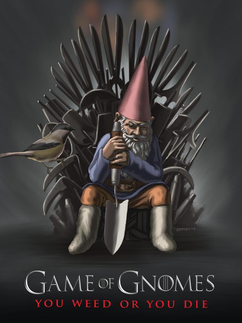 It S Gnomevember Hafuboti