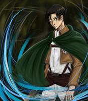 -.::Levi::.- by Usagi-Moni