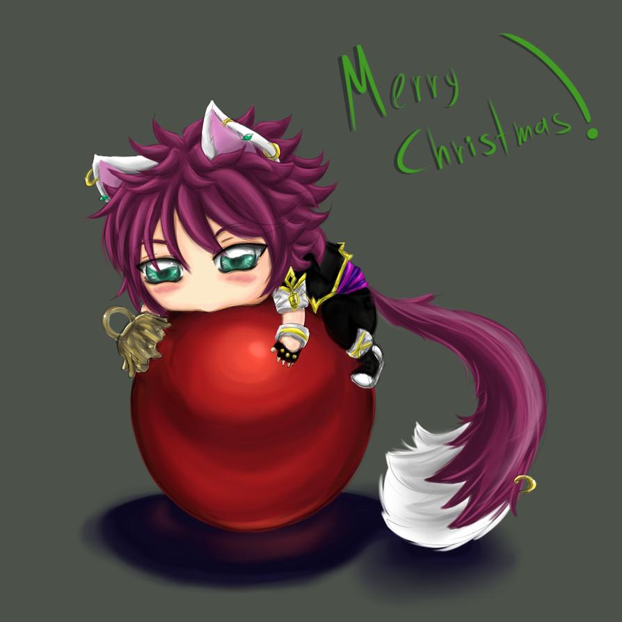 ::::::::::Merry Christmas:::::::::: by Usagi-Moni