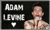 Adam Levine Stamp by TheDaylightWolf