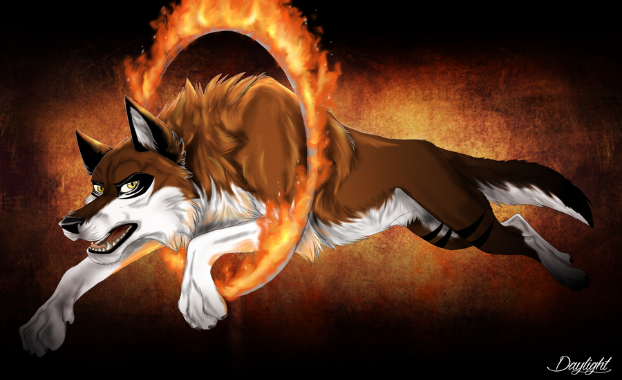 Ring of Fire! by TheDaylightWolf