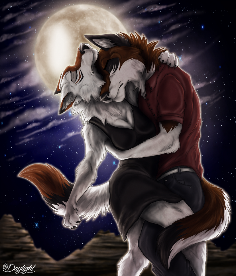 7 Years ~ A Thousand Years by TheDaylightWolf