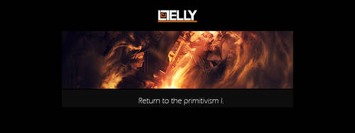 Return to the primitivism sign by Elly0001