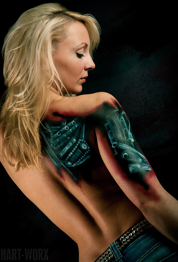 Terminator by Dyxtreme