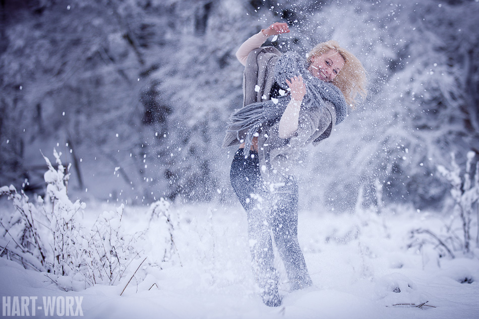 Snow time by Dyxtreme