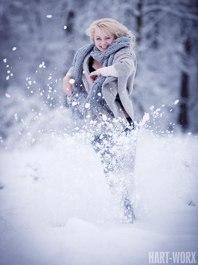 Snow Fun by Dyxtreme