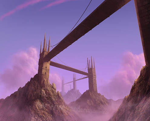 Sky bridges