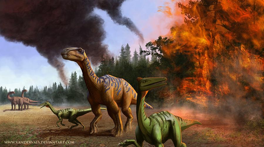 running with dinosaur wallpaper - photo #12