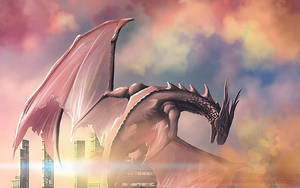 Mum, there are dragons in our roof by vandervals
