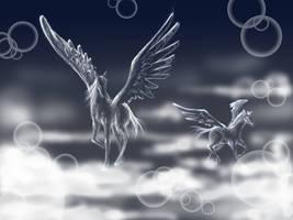 Pegasus by vandervals