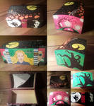 Tim Burton Box