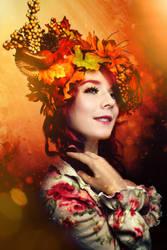 Autumn Headpiece