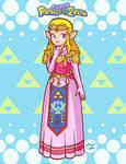 .:+S Princess Zelda full body+:.