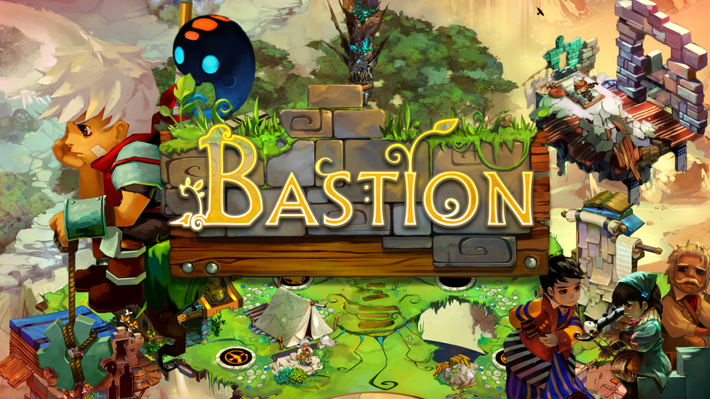 Bastion wallpaper 1920x1080 by sonicmon101 on deviantart - Bastion wallpaper ...