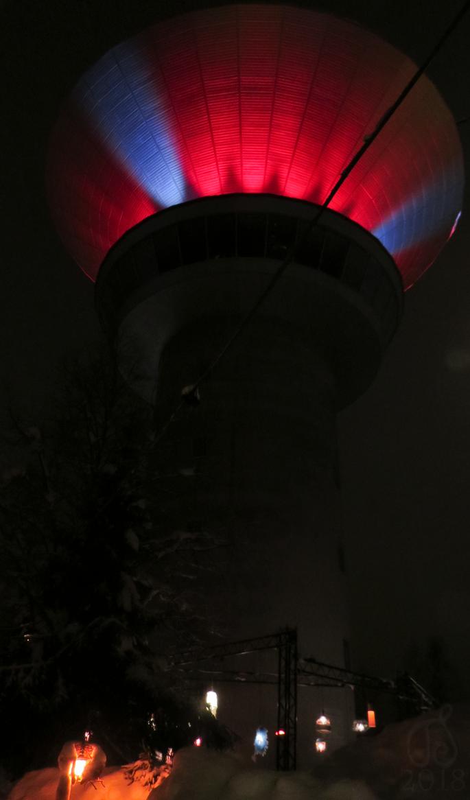 Polar Night Light Festival 2018 by Tessasa