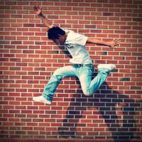Jump - 1 by Sangjun