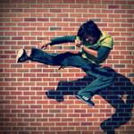 Jump - 4 by Sangjun