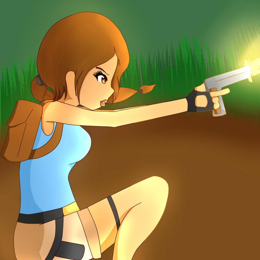 TombRaider Fanart by LadySelph