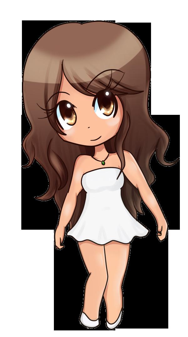 Cute Chibi girl by LadySelph on DeviantArt