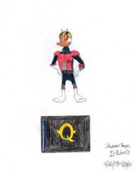 Kappa Rider Duck Q by D-Blue02