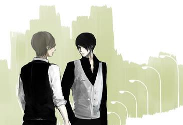 TOSHI by Yoon-san