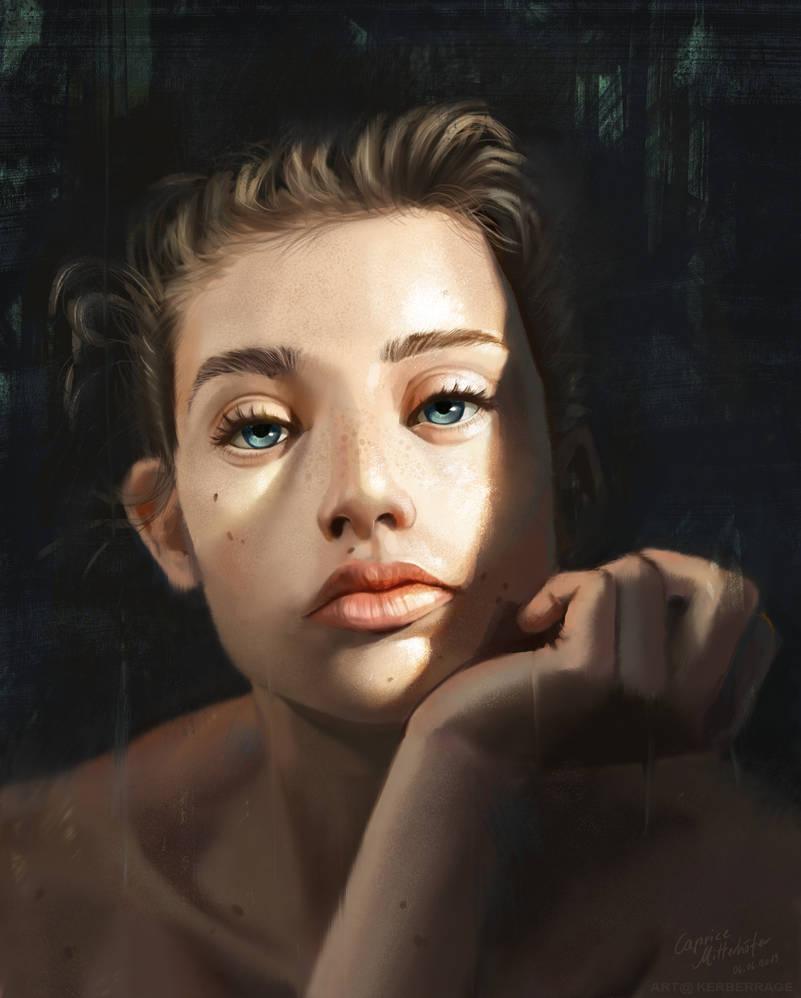 Portrait Challenge