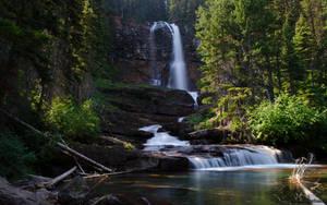 Virginia Falls by nemesis158