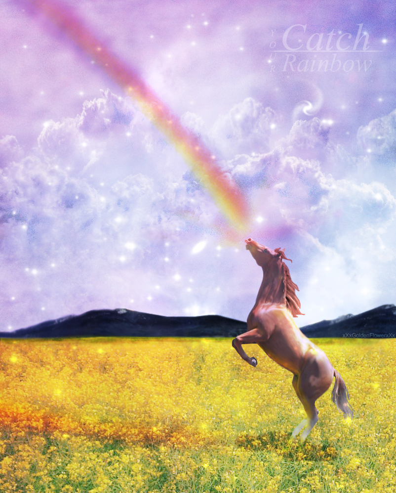Rainbow - Catch The Rainbow