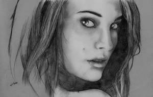 Natalie Portman by kalnobe
