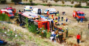 Tragedy Tilt Shift
