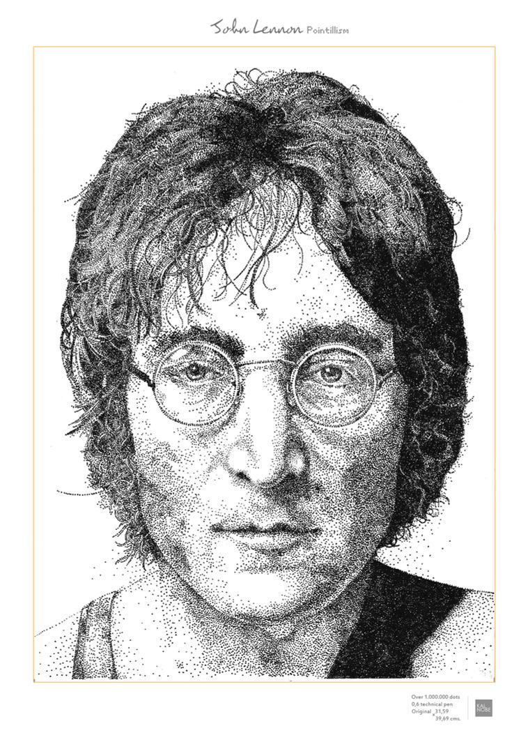 John Dot Lennon by kalnobe