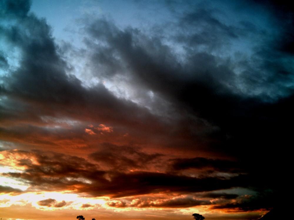 Rainy Sunset 4 by djupton68