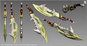 Valkyrie Blade