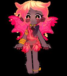 NEW OC! My First Fairy O.C