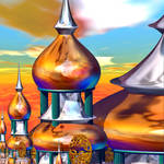 Colorful Mosques