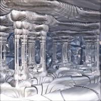 Ice Caverns by DeirdreReynolds
