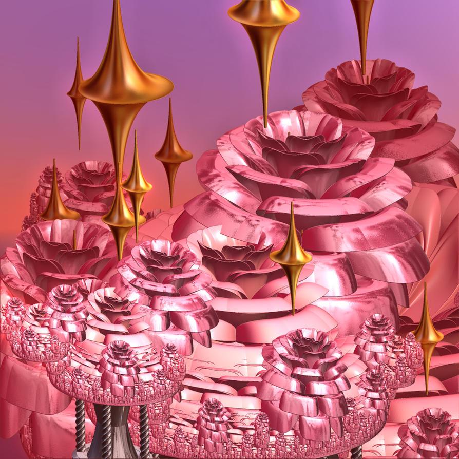 Rosy Outlook by DeirdreReynolds