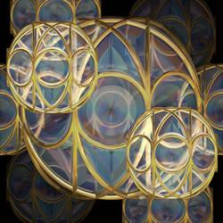 Glass Baubles by DeirdreReynolds