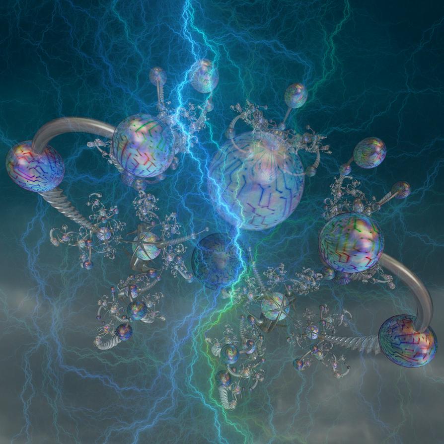 Conductive Energy by DeirdreReynolds