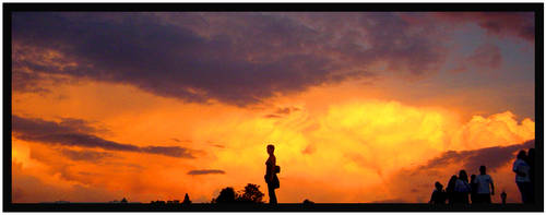Tangua Sunset by bbcl