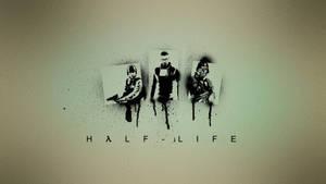 Half-Life Franchise Wallpaper