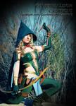 Robyn Hood: Zenescope cosplay