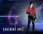 Resident Evil 6: Ada Wong Cosplay