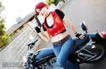 Claire Redfield Code Veronica Cosplay 7 by SoCourtneyLeigh