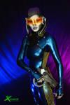 EDI Cosplay Mass Effect