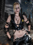 Sonya Blade 1 by CLeigh-Cosplay